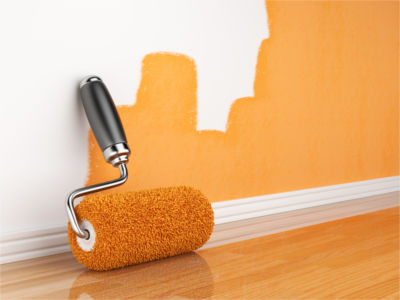 touch-up painting