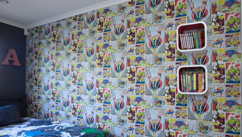 Canberra Wallpapering and Specialty finishes